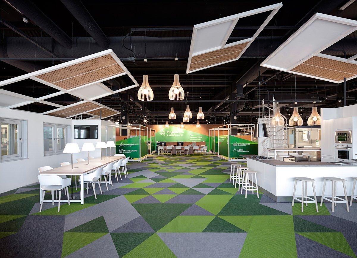 Leroy Merlin Napoli Mobili Bagno.Nuovo Showroom Leroy Merlin Con Ambientazioni Di Design Cose Di Casa
