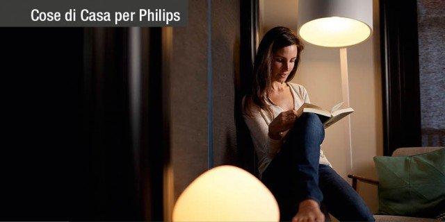 Con Philips scopri il piacere della luce bianca
