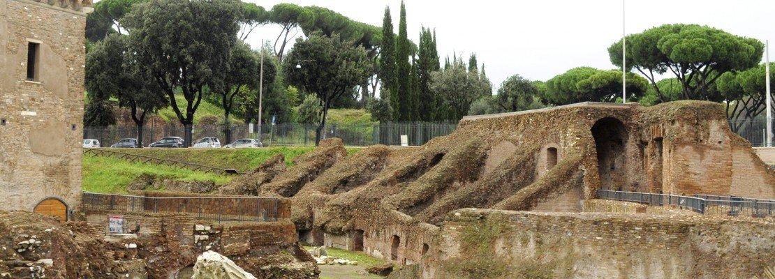Circo Massimo, l'Area Archeologica