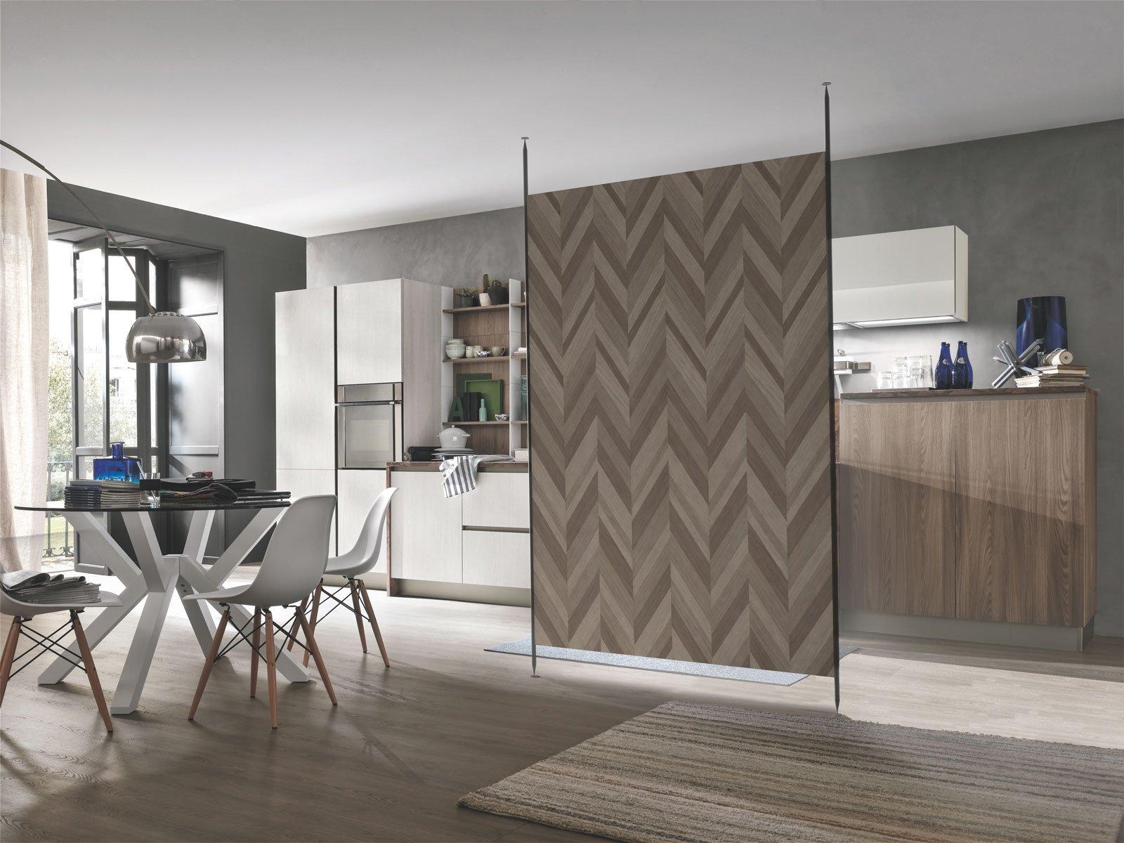 Idee Per Nascondere Cucina A Vista.Separare La Cucina 9 Soluzioni Da Copiare Cose Di Casa