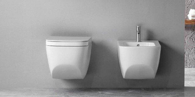 Sanitari: scegliere water e bidet