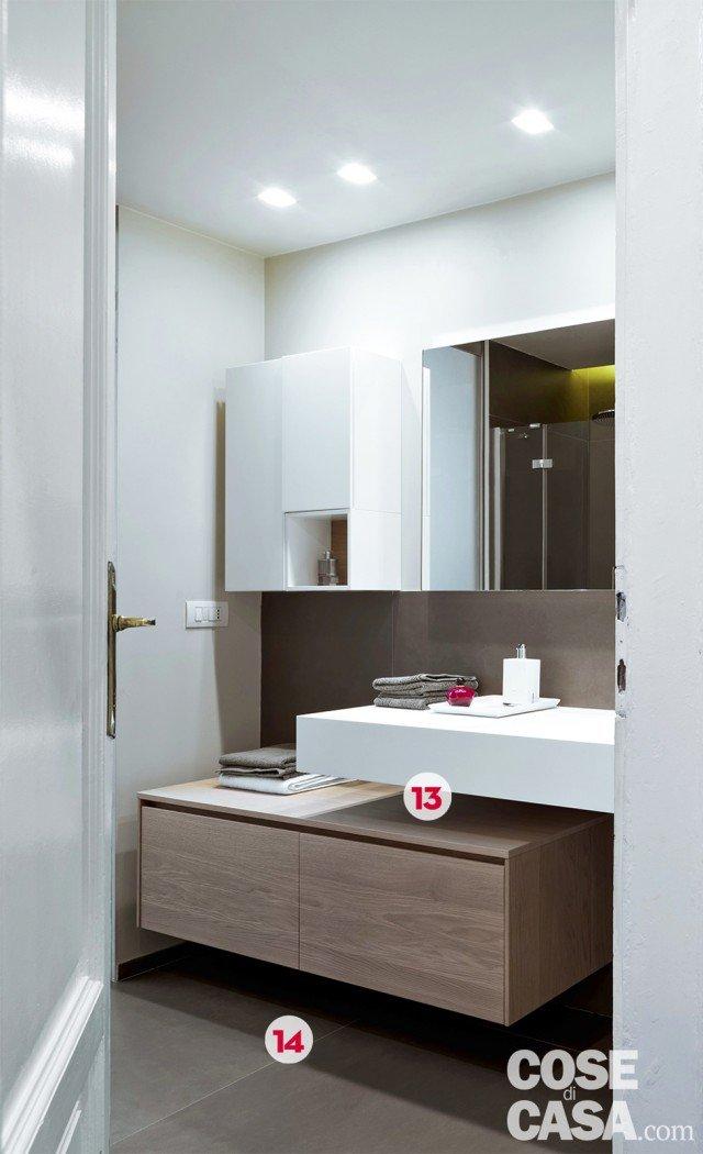 140 mq una casa con pavimenti originari in parquet e - Parquet nel bagno ...