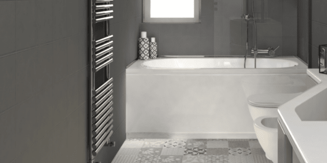 Relooking: un progetto da copiare per rinnovare il bagno - Cose di ...