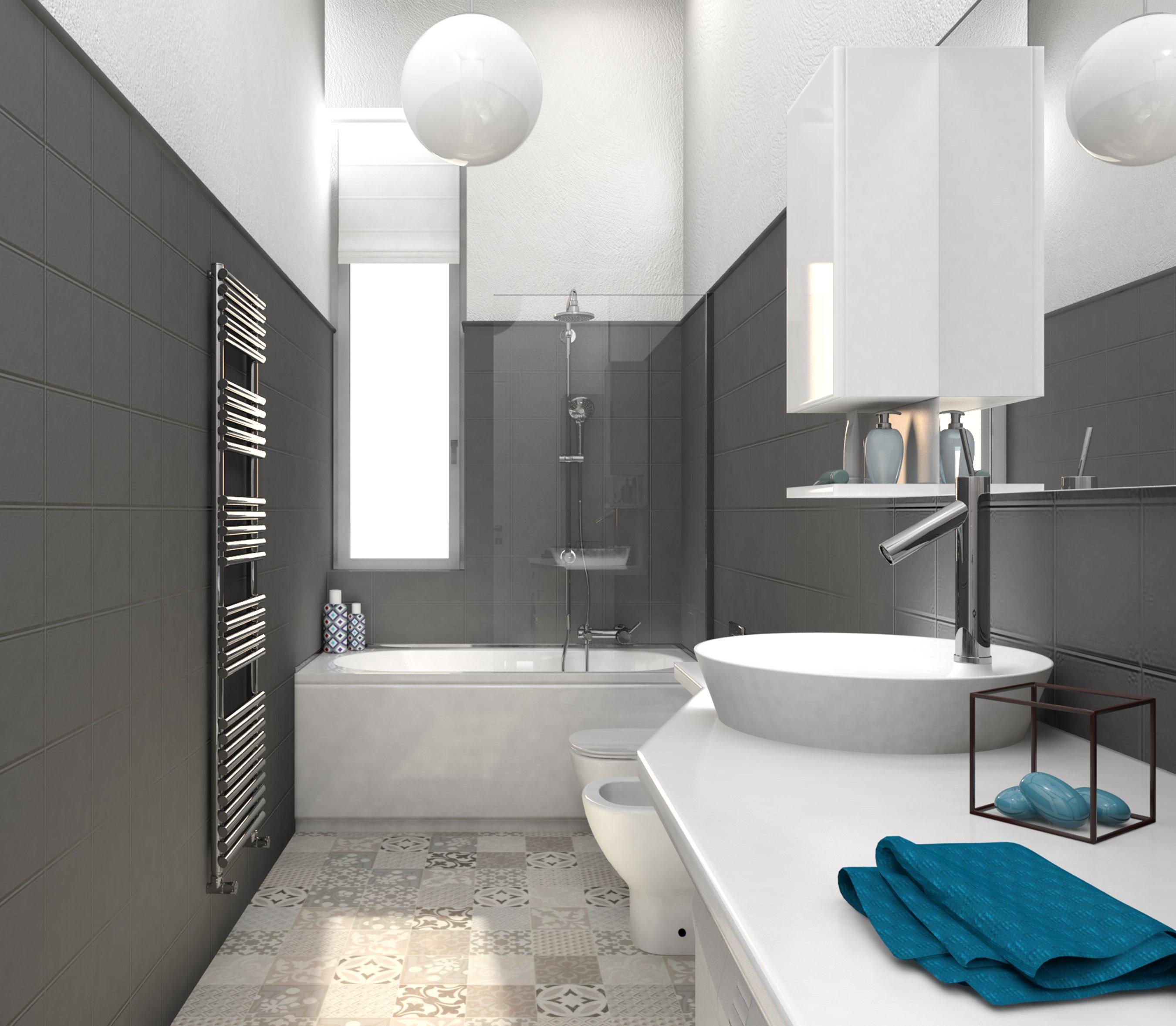 Come Svecchiare Una Casa relooking: un progetto da copiare per rinnovare il bagno