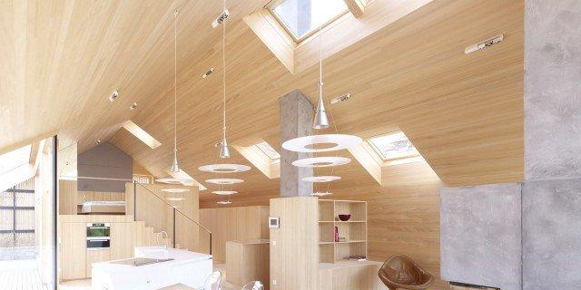 Idee arredamento casa come arredare tipologie cose di casa for Foto di mansarde arredate