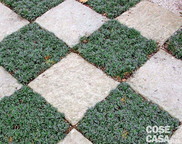 Idee da copiare per valorizzare il giardino cose di casa - Idee per giardino senza erba ...