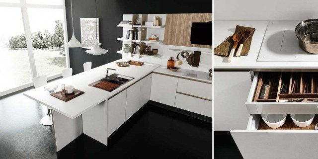 Beautiful Cucine Febal Opinioni Ideas - Home Design ...