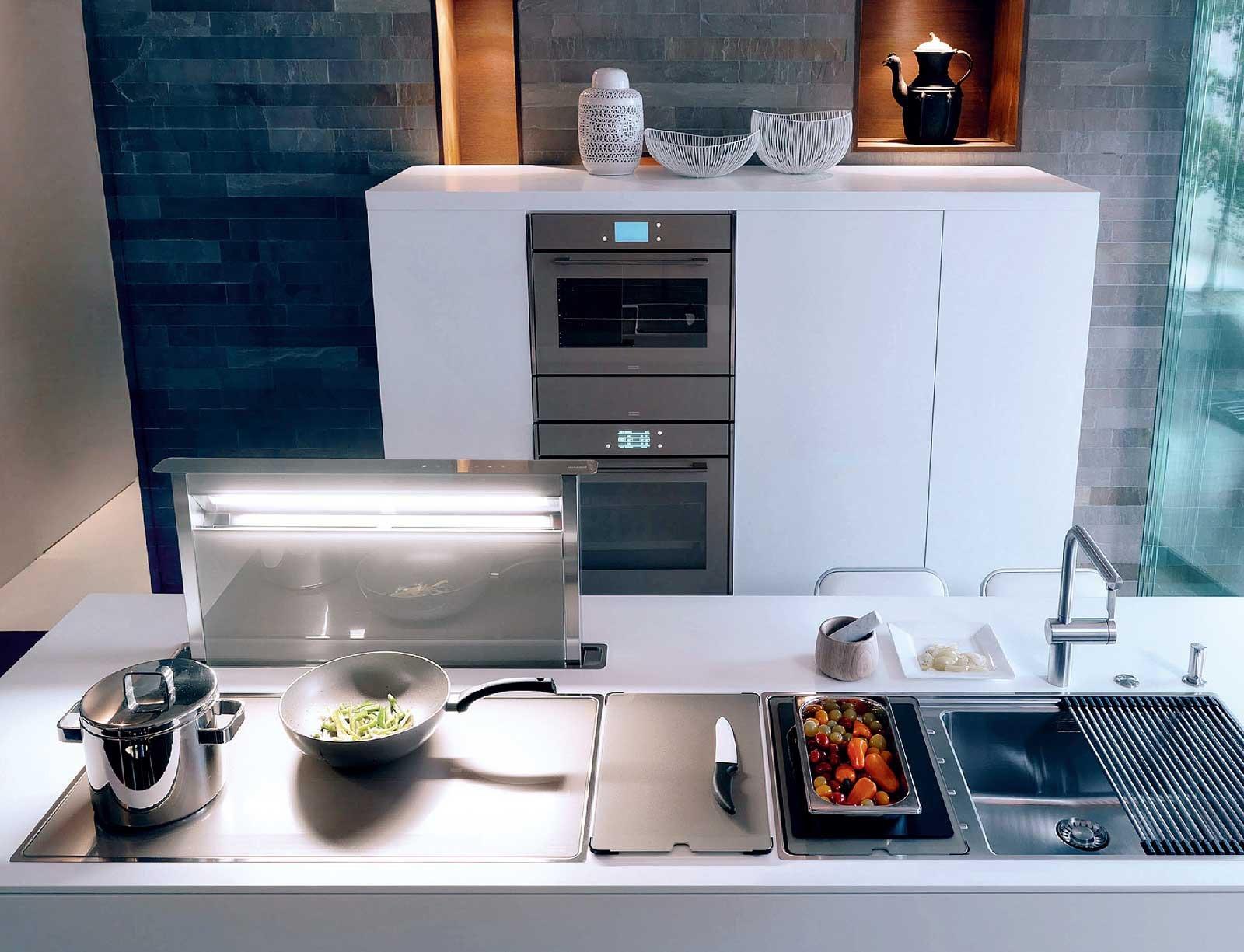 Elettrodomestici da chef come attrezzare al meglio la - Elettrodomestici cucina a gas ...