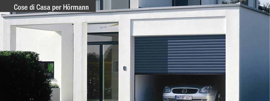 Serrande avvolgibili h rmann per il tuo box cose di casa - Serrande elettriche per finestre ...