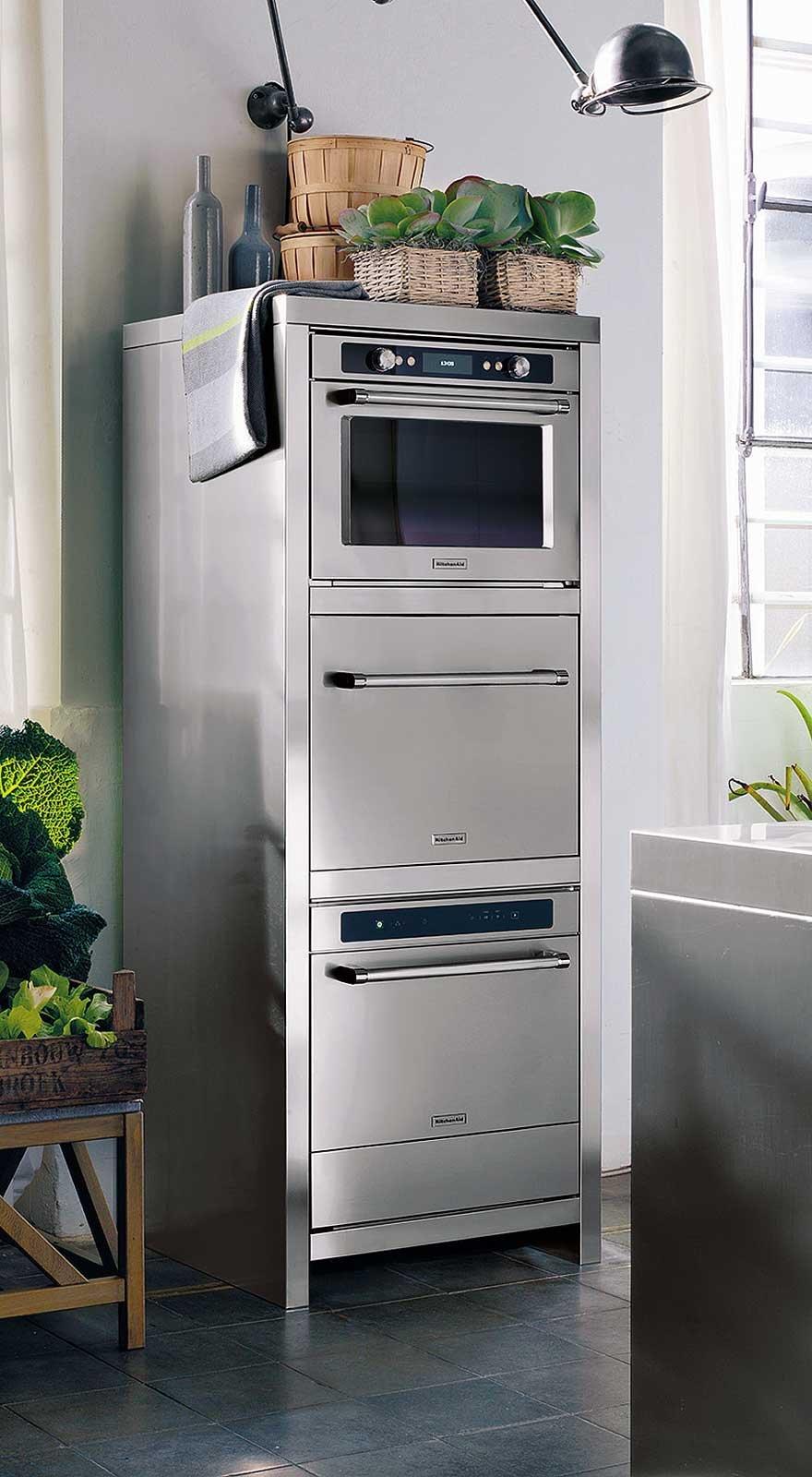 Elettrodomestici da chef: come attrezzare al meglio la cucina ...