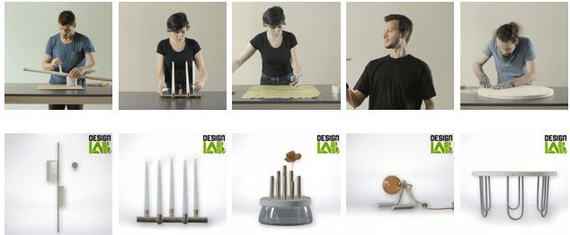 Leroy merlin presenta design lab prodotti di design fai for Prodotti design