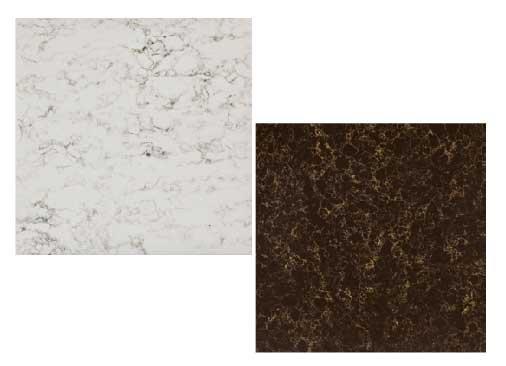 Il materiale Quartzforms® di Marmo Arredo, in quarzo composito, è inassorbente, antibatterico, resistente agli urti e agli acidi. www.marmoarredo.com