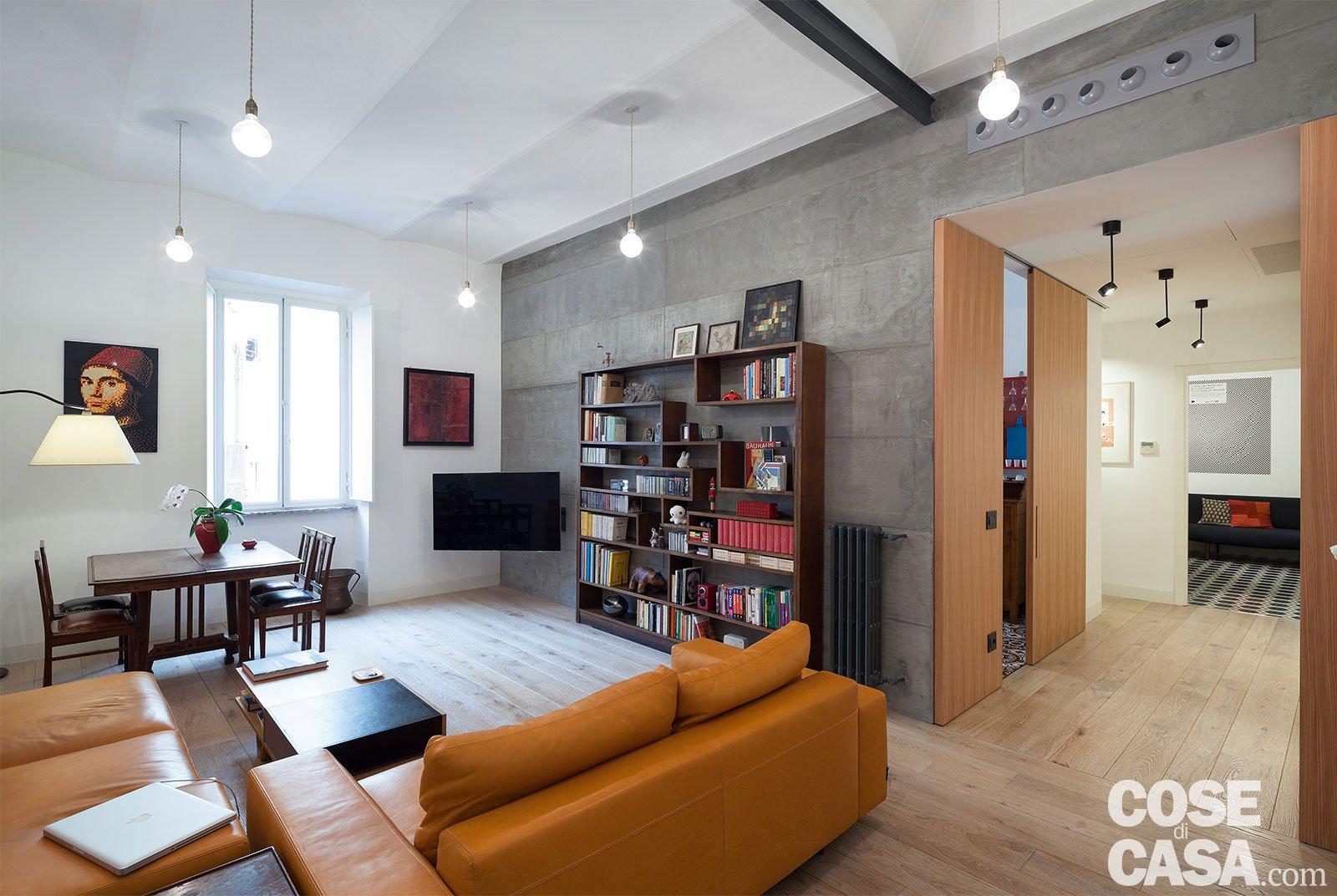 Mq rinnovati con piastrelle decor effetto cementina cose di casa