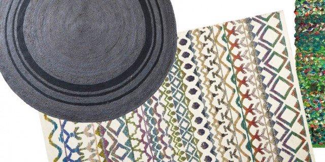 Tappeti moderni, colorati o decorativi. Da 50 a 500 euro