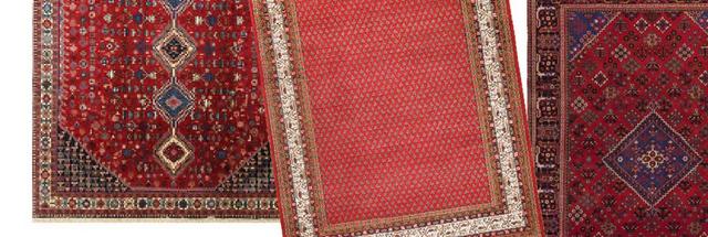 Ispirazione tappeti orientali