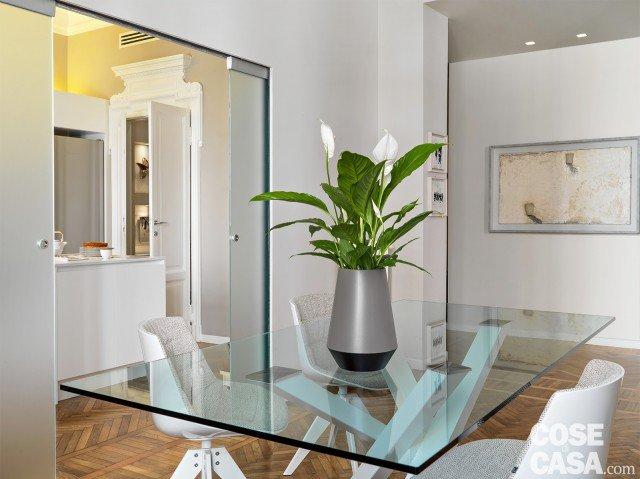 140 mq una casa con pavimenti originari in parquet e marmette primo 39 900 cose di casa - Metratura minima bagno ...