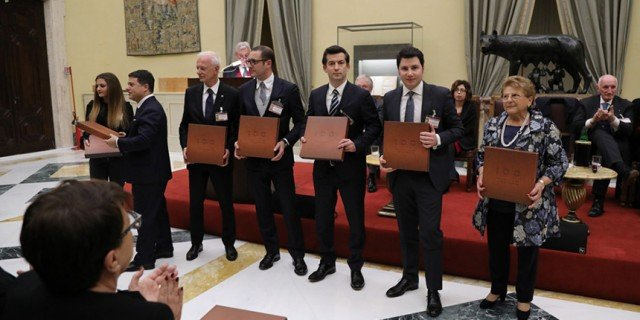 Premiate le 100 eccellenze del Made in Italy