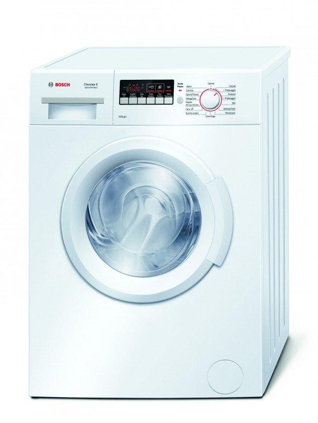 Bosch WAB20261II lavatrice