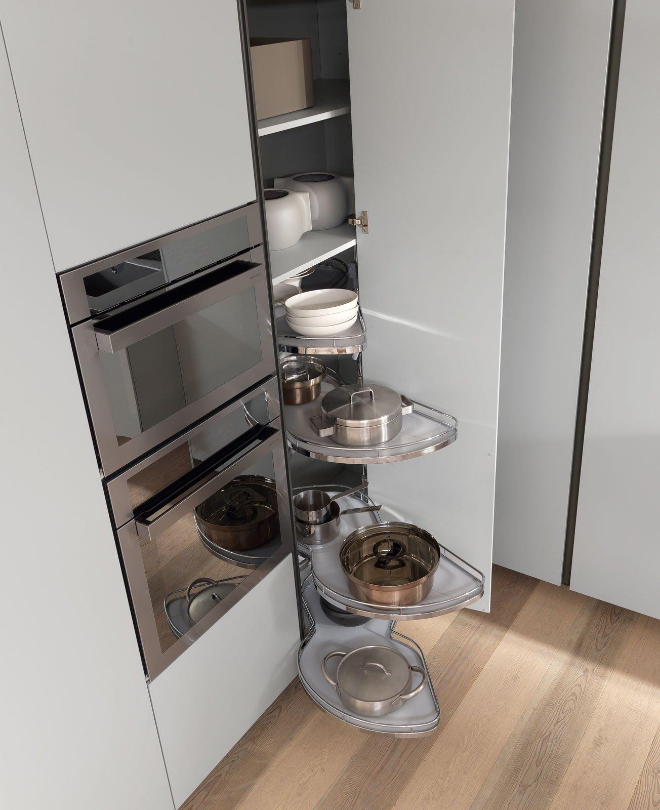 Sfruttare l 39 angolo in cucina cose di casa for Accessori di cucina