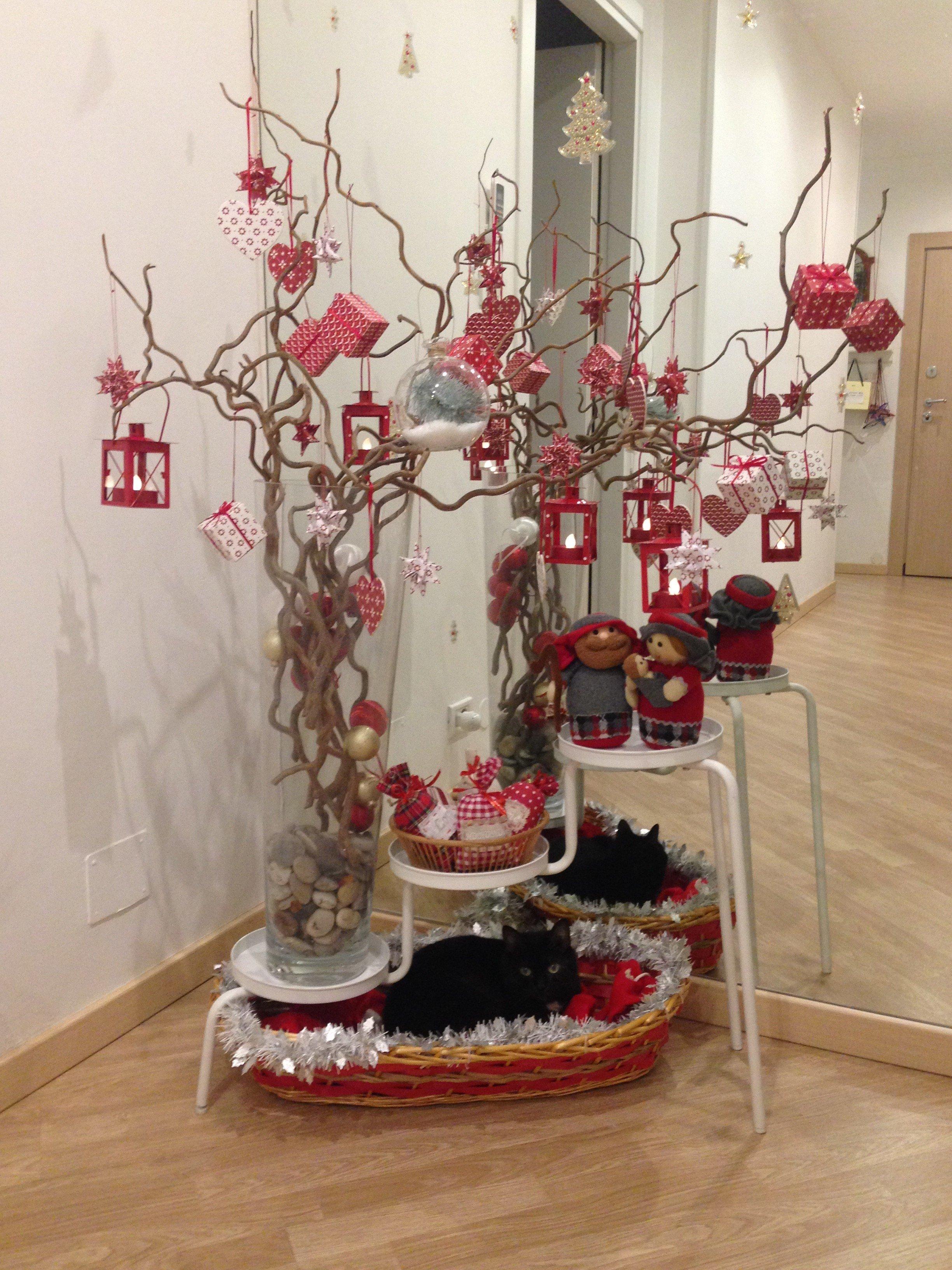 Decorazioni natalizie alberi calendari dell 39 avvento mandaci le tue foto cose di casa - Decorazioni natalizie finestre ...