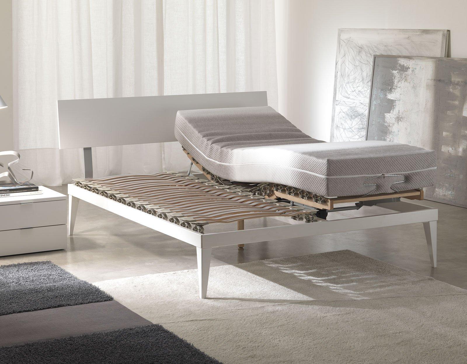 Reti Da Letto Alzabili : Reti da letto a doghe simple materassi cuscini e reti da letto