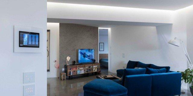 Smart Home: la casa si controlla con un touch!