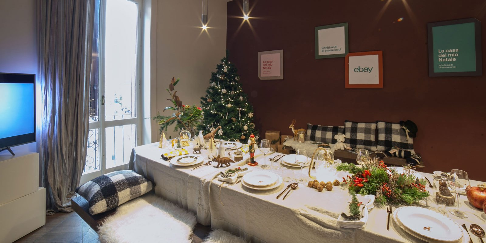 Regali Più Desiderati Per Natale Cose Di Casa #2975A2 1600 800 Sala Da Pranzo Grifoni