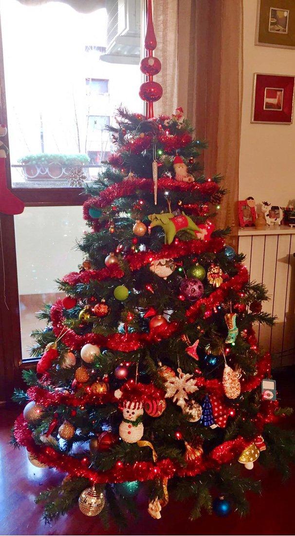Pizzalbero cose di casa - Decorazioni natalizie moderne ...
