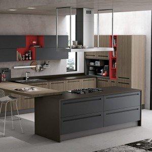 Sfruttare l\'angolo in cucina - Cose di Casa