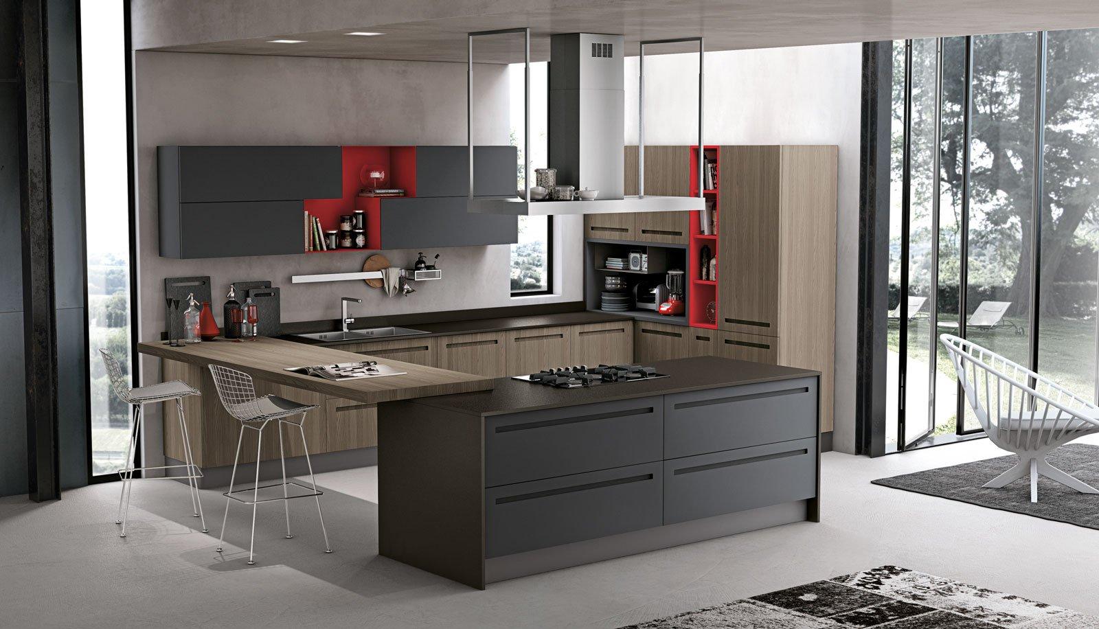 Sfruttare l angolo in cucina cose di casa