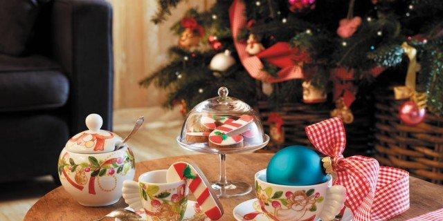 """Apparecchiare bene per una colazione """"natalizia"""""""