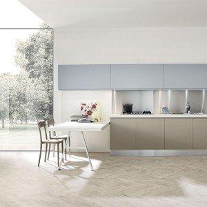 Dipingere Ante Cucina In Legno. Mobili Da Cucina Senza Ante With ...