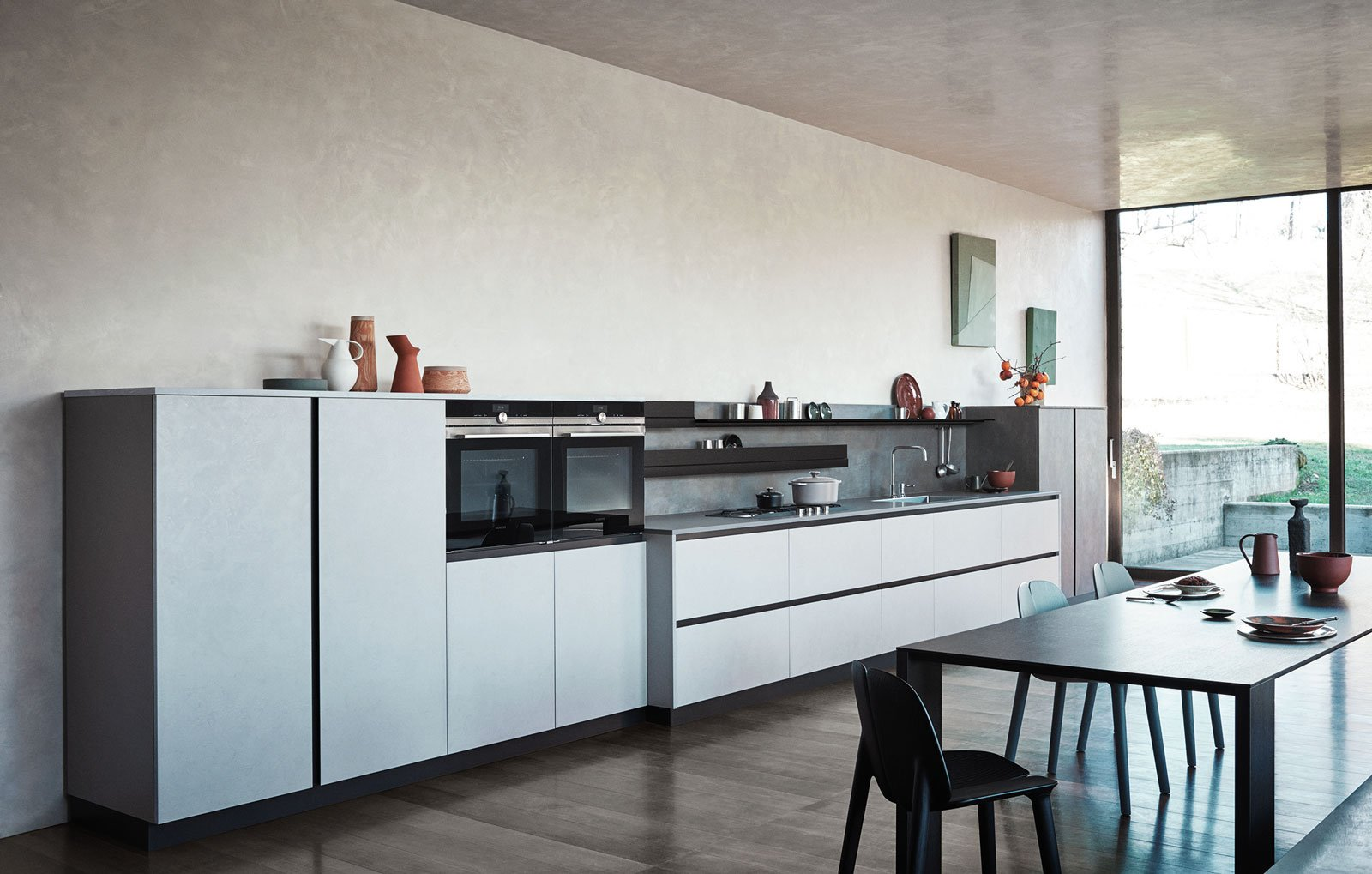 Cucina in melaminico: economica, resistente, in tante versioni ...