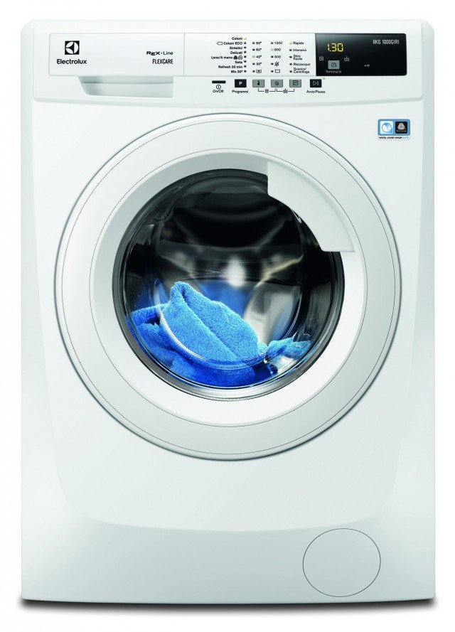 electrolux RWF1084BW lavatrice