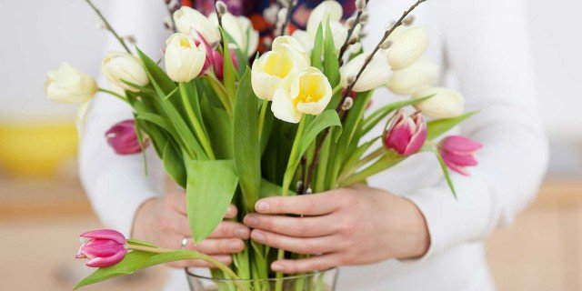 Fare durare a lungo i fiori recisi