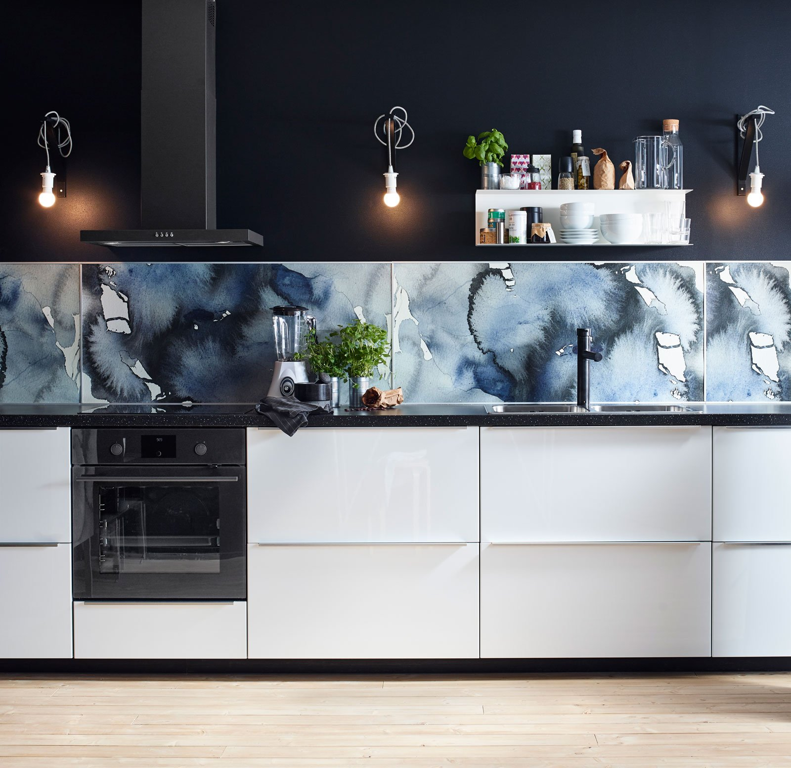 Cucine Moderne Ikea. Amazing Awesome Ikea Cucine Complete Gallery ...