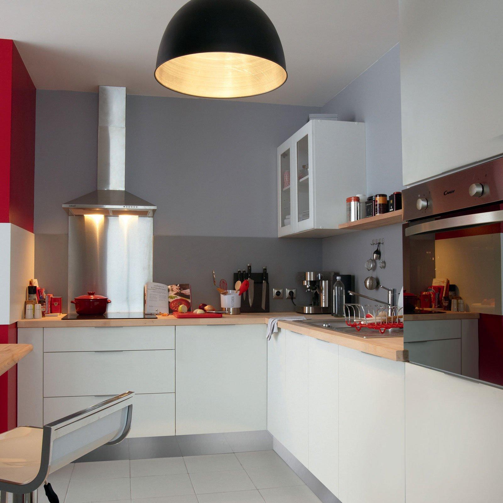 Cucina in melaminico economica resistente in tante - Cucine componibili con lavastoviglie ...