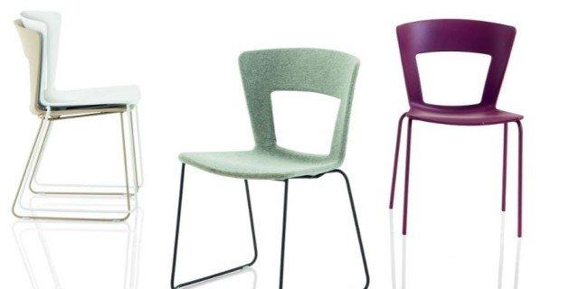 La sedia lilia di riflessi vince il good design award 2016 - La sedia di design ...