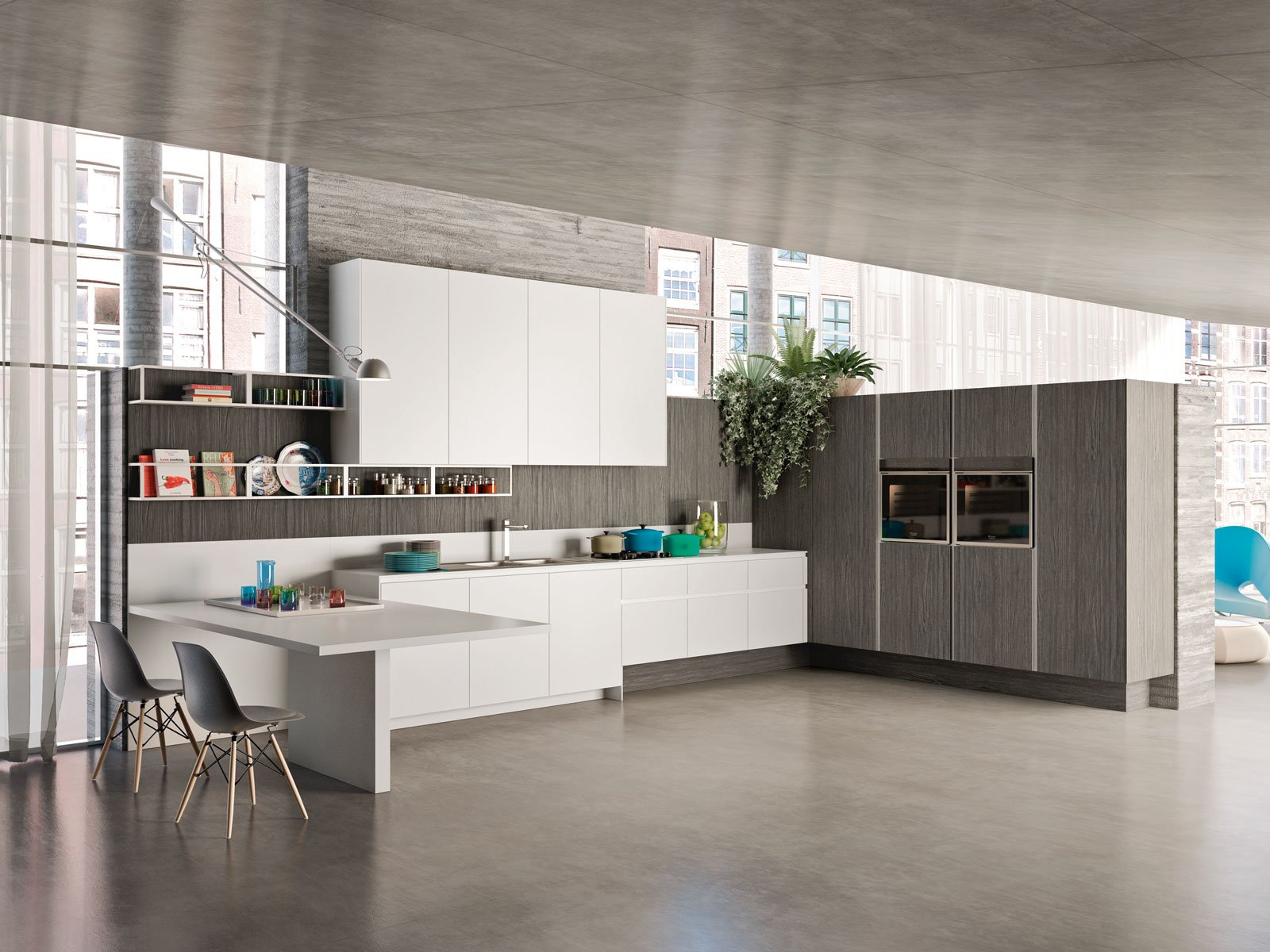 Awesome Modelli Cucine Snaidero Images - acrylicgiftware.us ...