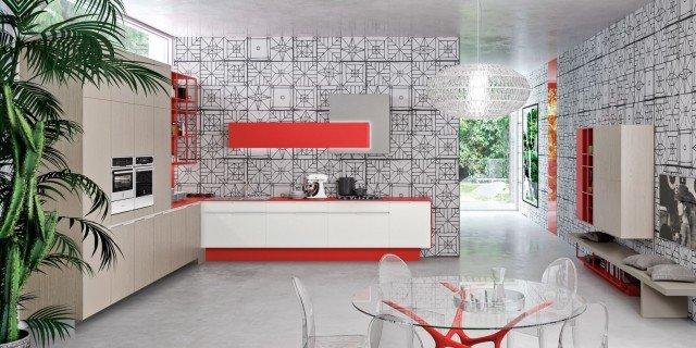 Vernici atossiche per i mobili della cucina
