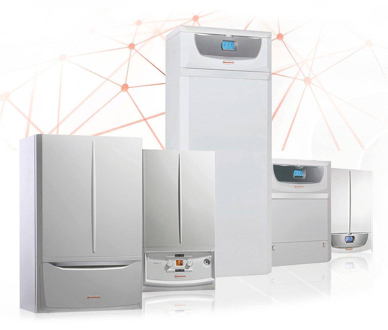 Caldaia A Condensazione Svantaggi riscaldamento autonomo: tipologie impianti, elementi, foto