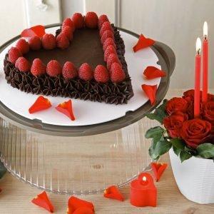 A san valentino festeggiamo con una bella tavola cose di - Tavola di san valentino ...