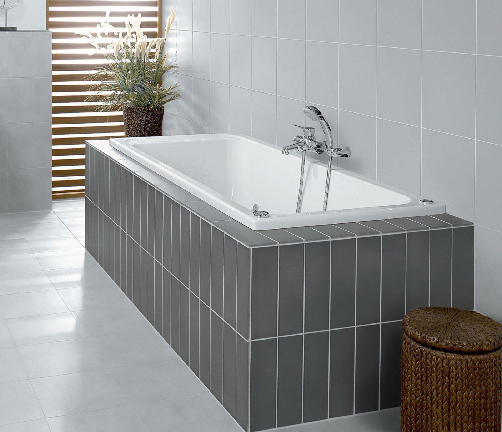 Vasche piccole dalle dimensioni compatte e svariate misure - Vasca da bagno villeroy e boch ...