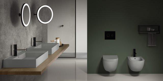 Water senza brida pulizia pi facile cose di casa - Quanto costano i sanitari del bagno ...