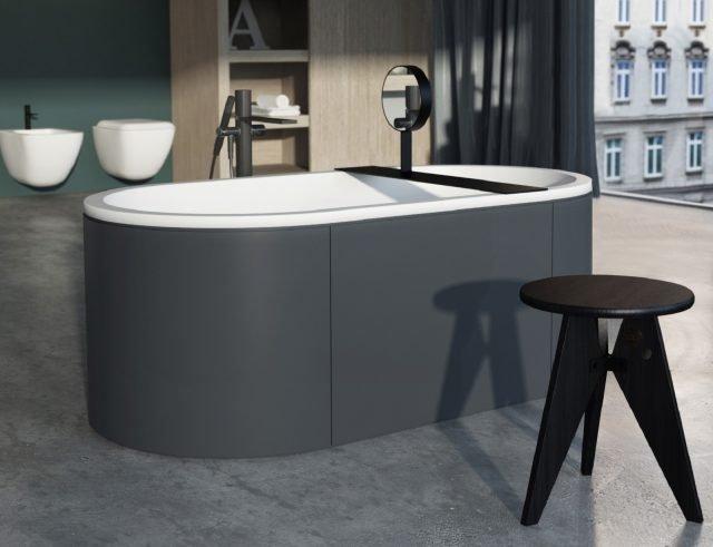Vasche Da Bagno Misure Piccole Ideal Standard : Vasche piccole dalle dimensioni compatte e svariate misure e forme
