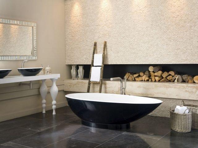 Bagno non solo bianco per sanitari co cose di casa - Sanitari bagno napoli ...