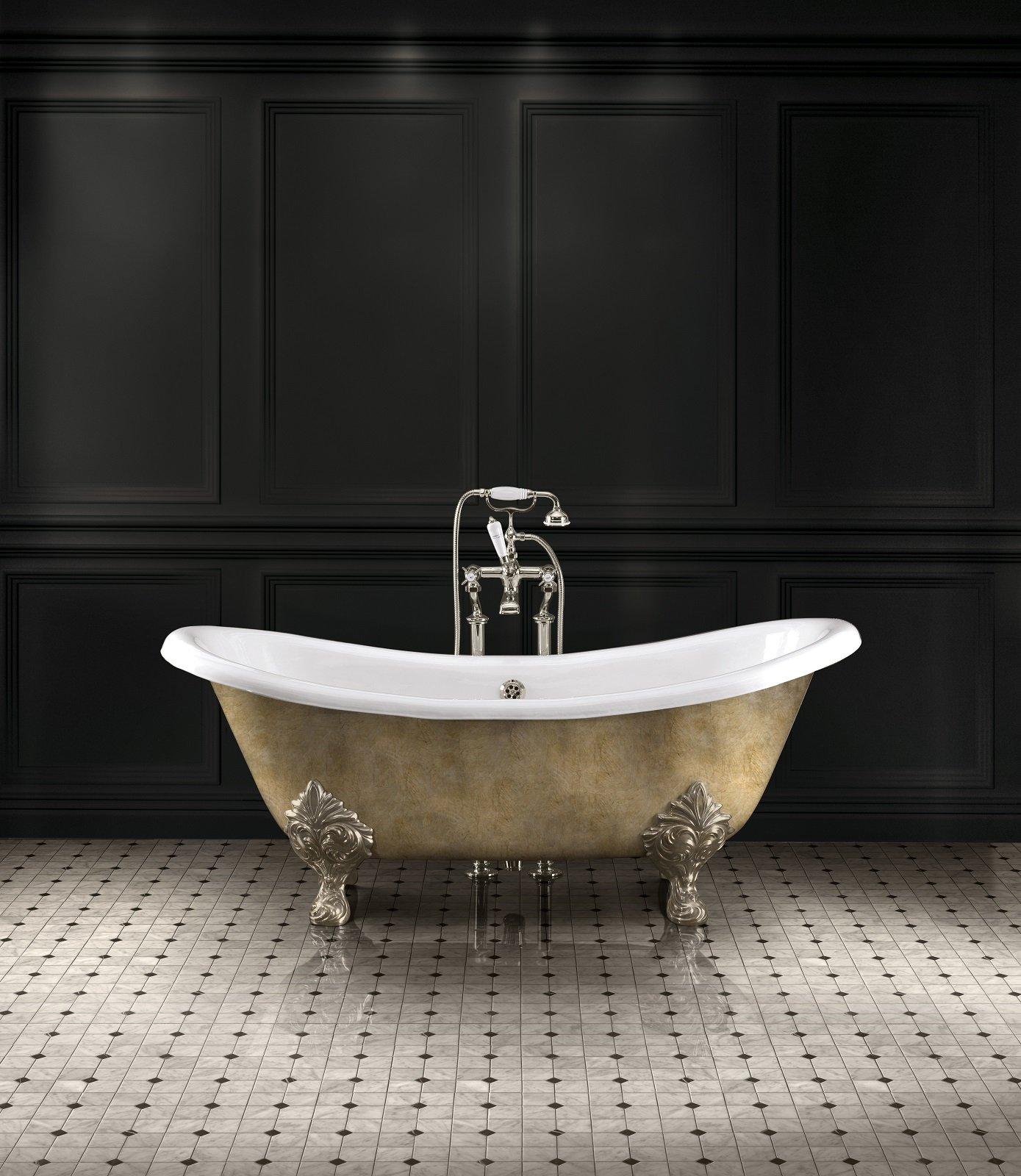 Vasche piccole dalle dimensioni compatte e svariate misure - Vasche da bagno esterne ...