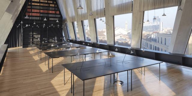 Fondazione feltrinelli nuova sede a milano cose di casa for Unifor milano