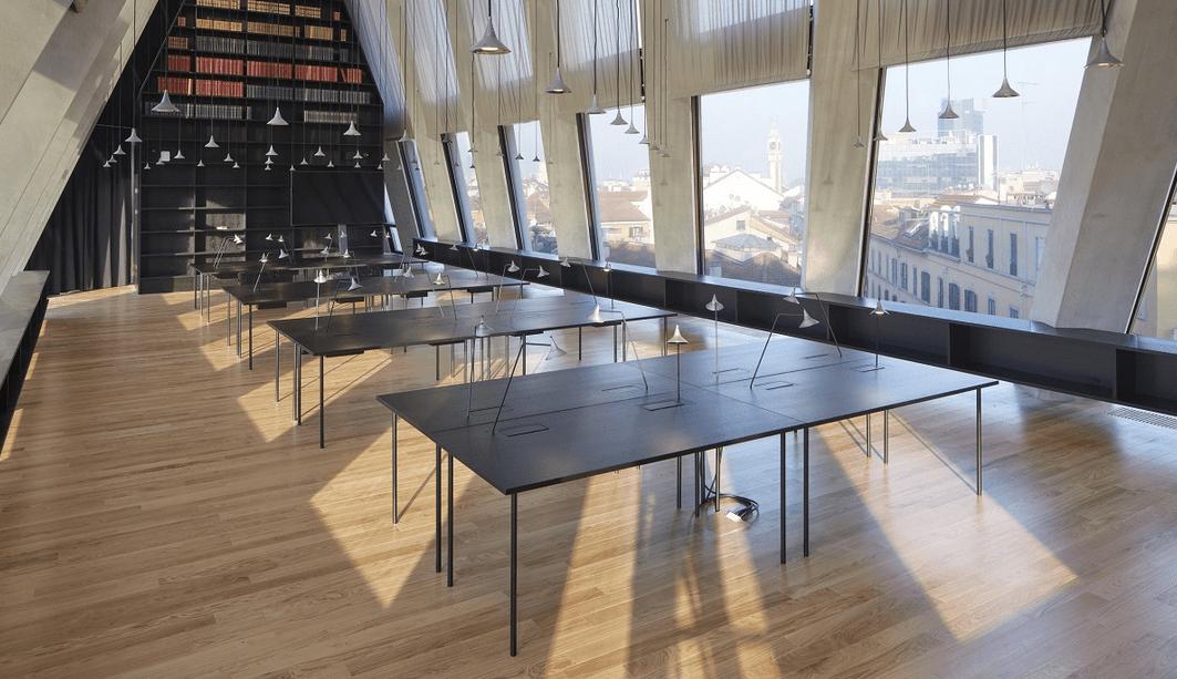 Fondazione Feltrinelli: nuova sede a Milano - Cose di Casa