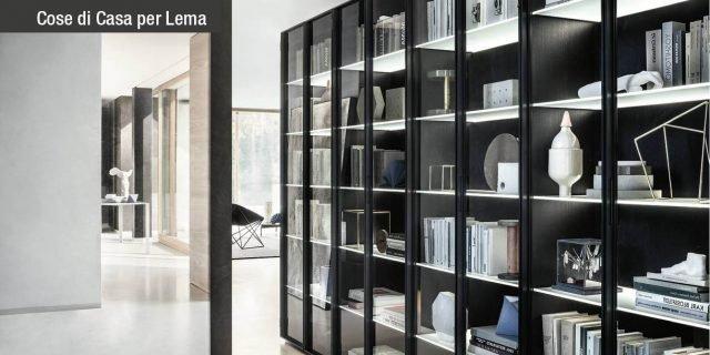Dividere e contenere: librerie Lema dalla doppia funzione